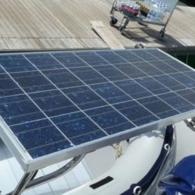 Solar panel PAGOMO noir