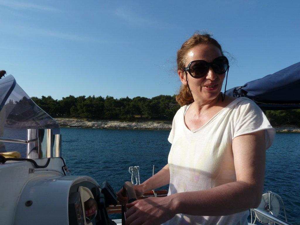 Anja K., (zum 1. Mal bei PAGOMO dabei)