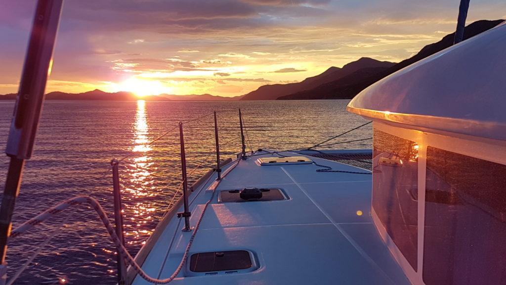 segeltörn karibik mit deutschem skipper