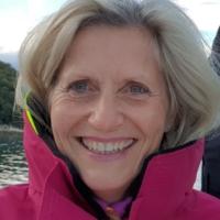 Angelika N., (zum 1. Mal an Bord einer Segelyacht)