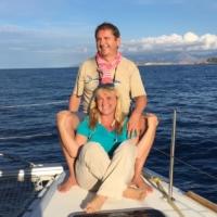 Dagmar & Andreas E. (zum 2. Mal bei PAGOMO an Bord, die 3. Reise ist bereits gebucht)