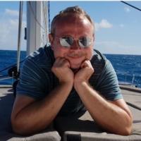 Ralf G. (zum 3. Mal bei PAGOMO an Bord)