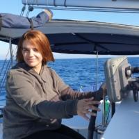 Fatime H. (zum 1. Mal an Bord einer Segelyacht)